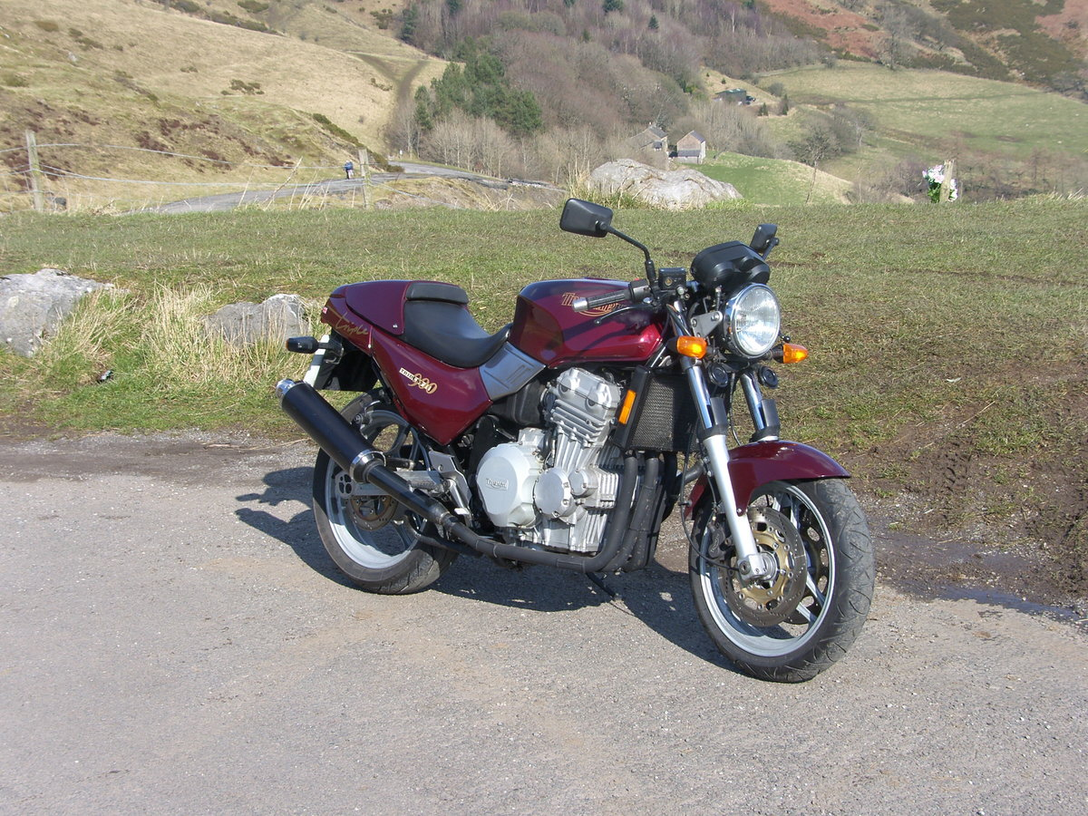 1992 Triumph Trident 900 For Sale (picture 2 of 6)