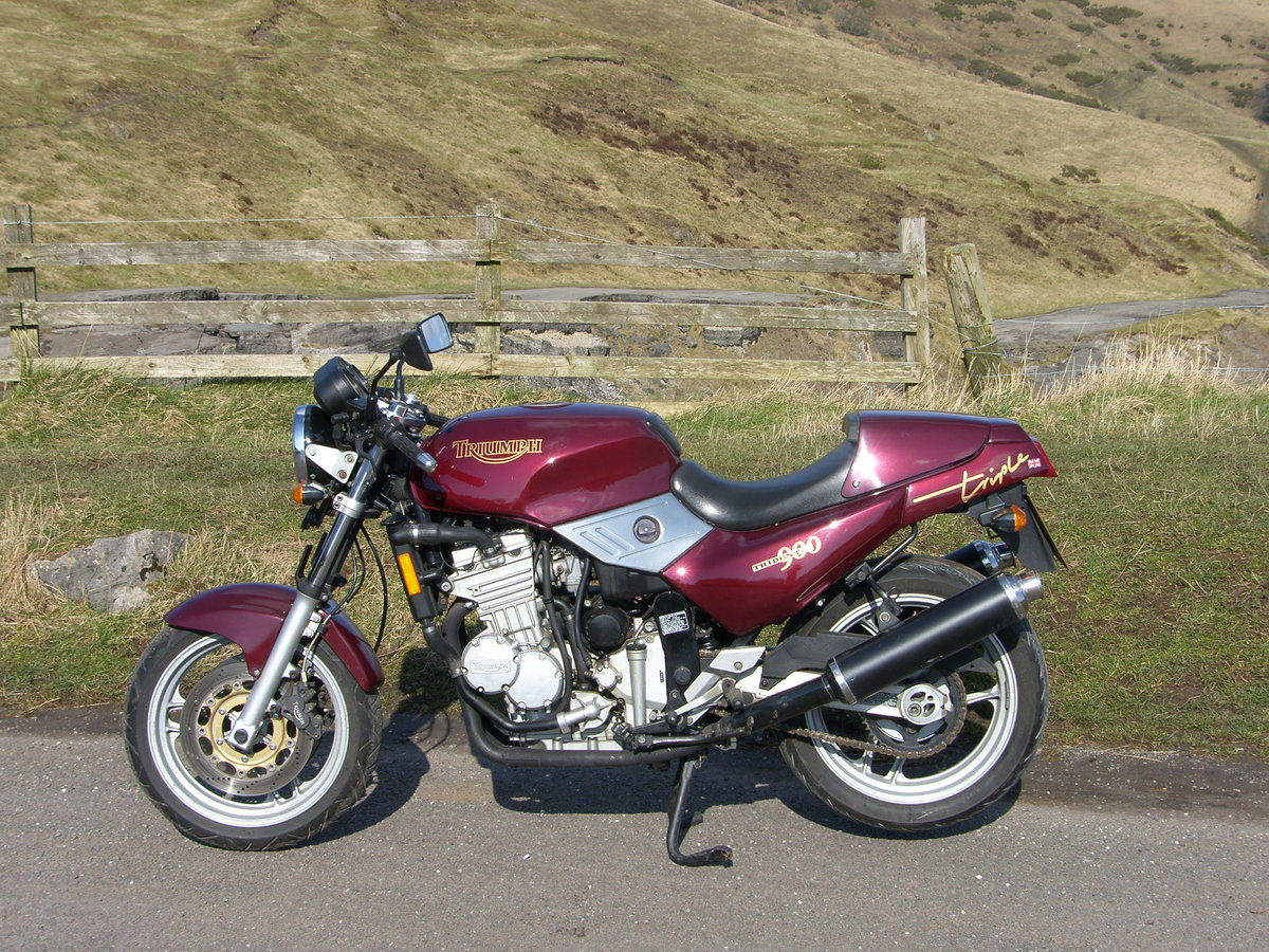 1992 Triumph Trident 900 For Sale (picture 4 of 6)