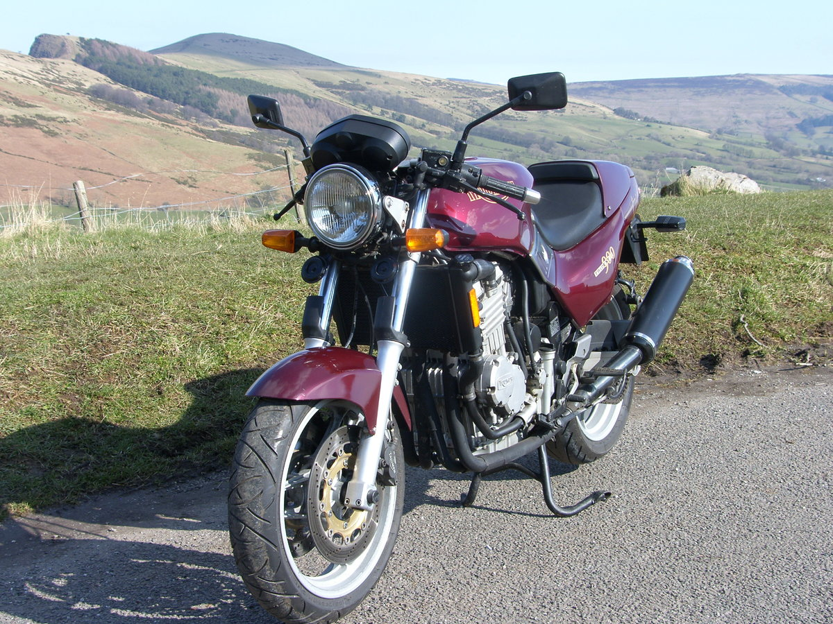 1992 Triumph Trident 900 For Sale (picture 6 of 6)