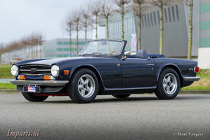 1972 Excellent Triumph TR6 PI (LHD) For Sale
