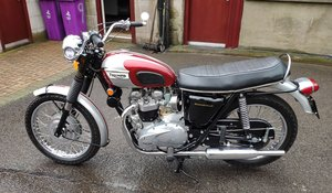 Triumph Bonneville T120R for sale by auction