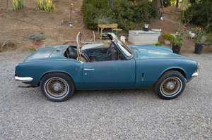 Rust Free Mk3 Triumph Spitfire With Hard Top