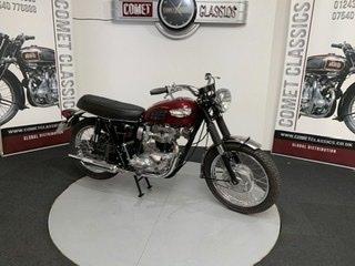 1968 Triumph Bonneville T120