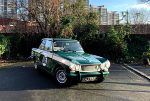 1965 Fun Triumph Vitesse 6 - original and reliable