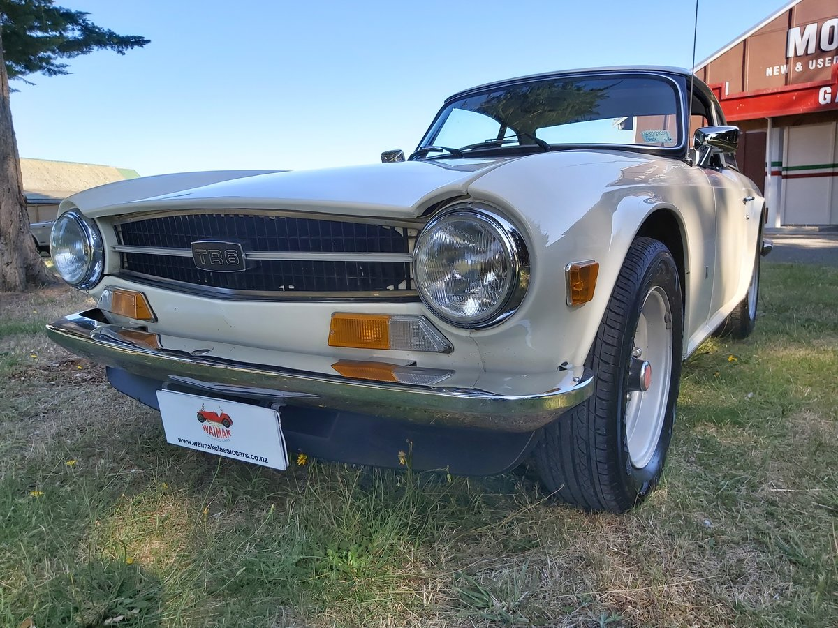 1973 The Sports Car With A Difference! For Sale (picture 1 of 6)