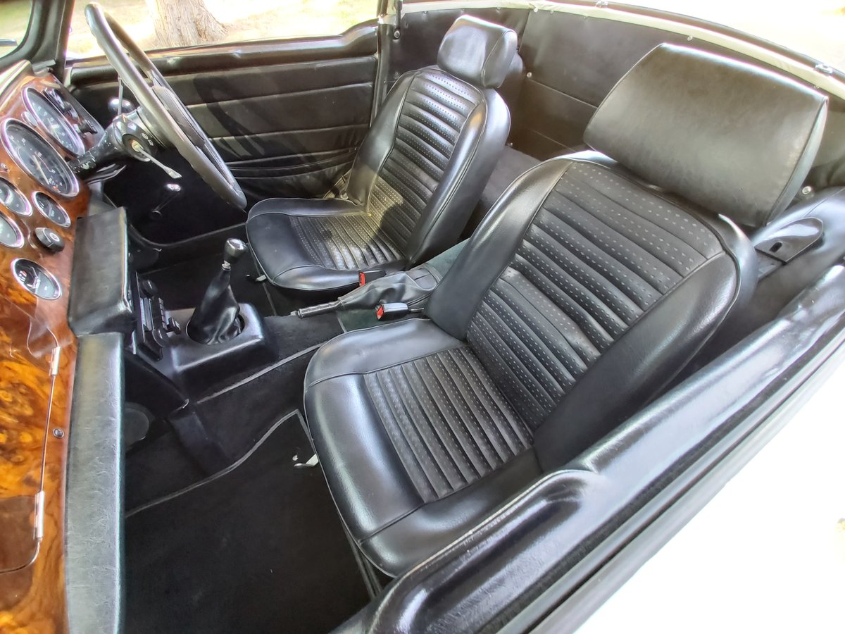 1973 The Sports Car With A Difference! For Sale (picture 6 of 6)