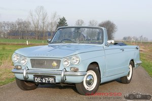 1967 Triumph Vitesse Convertible in good, original condition