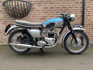 1961 Triumph T120R Bonneville