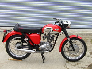 Lovely low mileage Cub