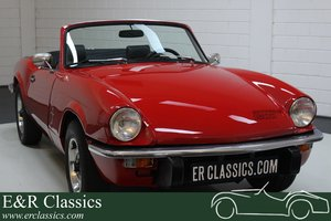 Triumph Spitfire 1500 Cabriolet 1978 Very good condition For Sale