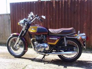 Triumph-Bonneville-T140V-1979-Deposit taken SOLD