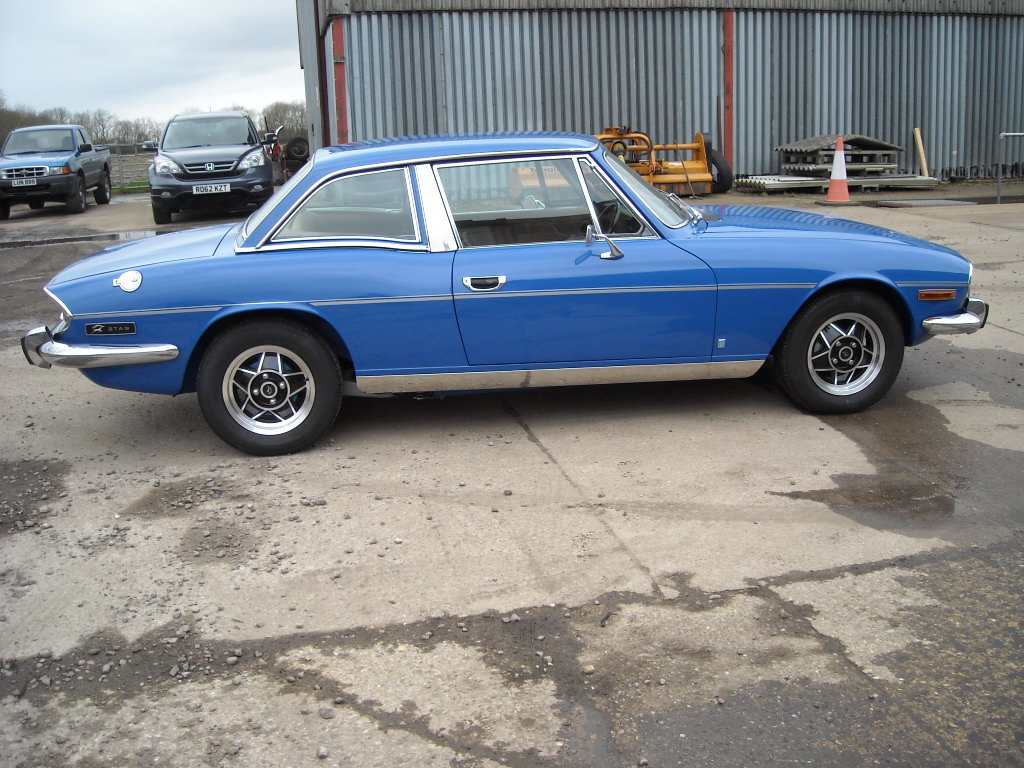 1977 TRIUMPH STAG MK2 MAN O/D SHOW CONDITION CAR NOW SOLD For Sale (picture 1 of 6)
