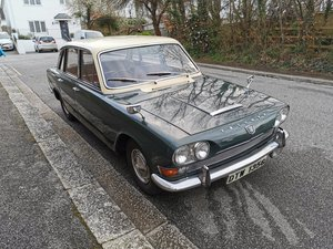 1969 Triumph 2000 Mk1, excellent running restoration
