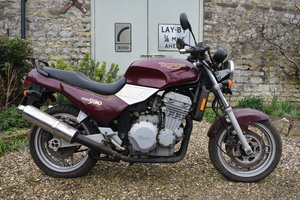 1992 Triumph Trident 900 - 06/05/20 SOLD by Auction