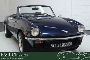 Triumph Spitfire 1500 Blue metallic 1976 For Sale