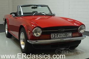 Triumph TR6 cabriolet 1971 Top serviced For Sale