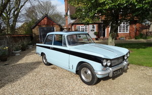Picture of 1963 TRIUMPH VITESEE 6 SOLD