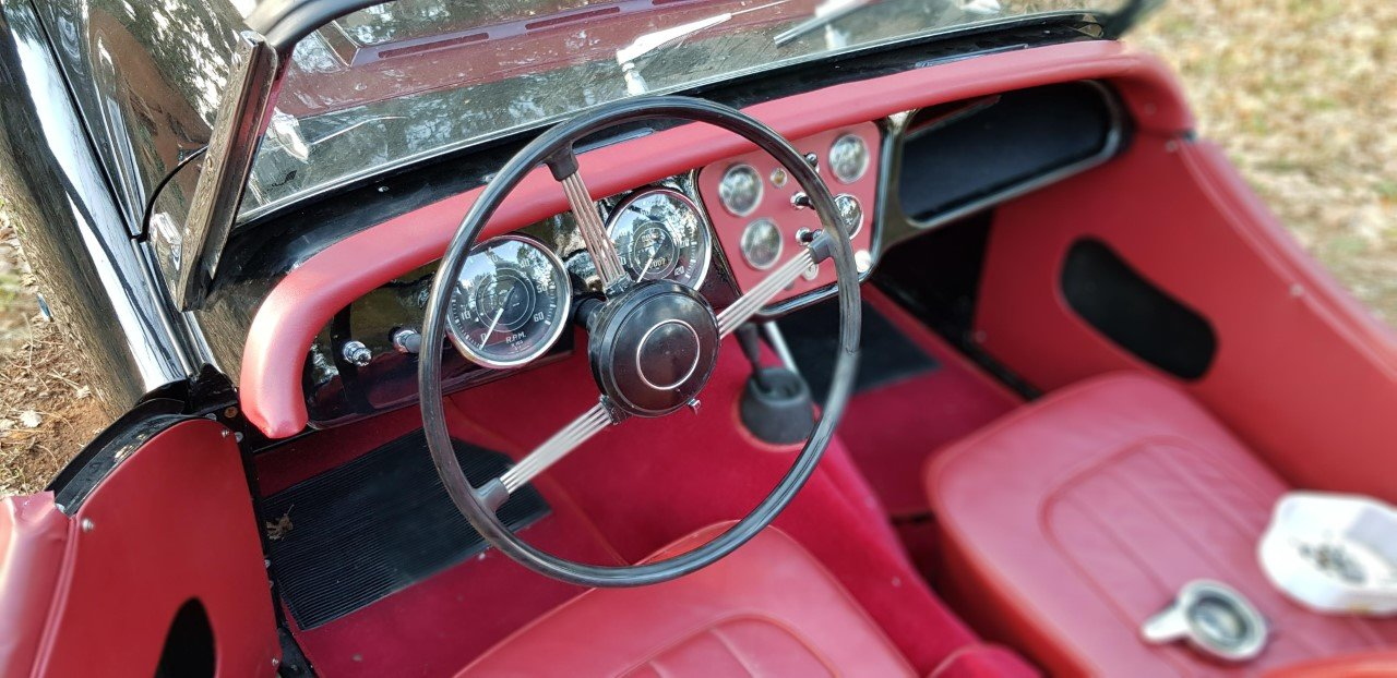 1953 Rare Triumph TR2 Long door  For Sale (picture 5 of 5)