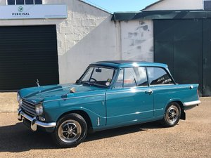 1969 Triumph Vitesse Mk11 saloon, outstanding, SOLD SOLD