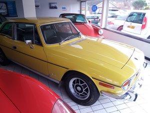 Triumph stag auto coupe 3.0l v8