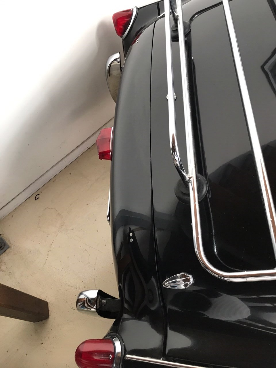 1955 Very nice Triumph TR2 Long Door with Overdrive For Sale (picture 6 of 6)