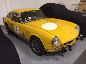 1969 Triumph GT6 Mk2 HSCC road and race car