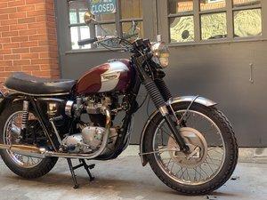 1970 Triumph Bonneville T120 R