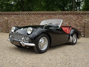 Picture of 1960 Triumph TR3A For Sale