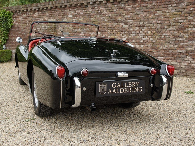 1960 Triumph TR3A For Sale (picture 6 of 6)