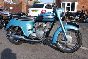 1957 Triumph T21