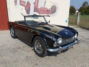 1967 Triumph TR 4 IRS