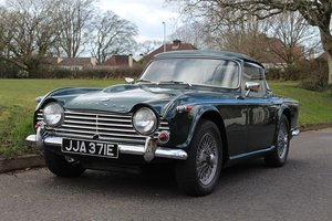 Triumph TR4A 1967 - To be auctioned