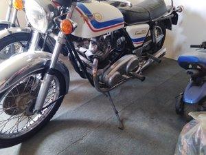 1966 1975 Mk 2a 850 Norton Commando