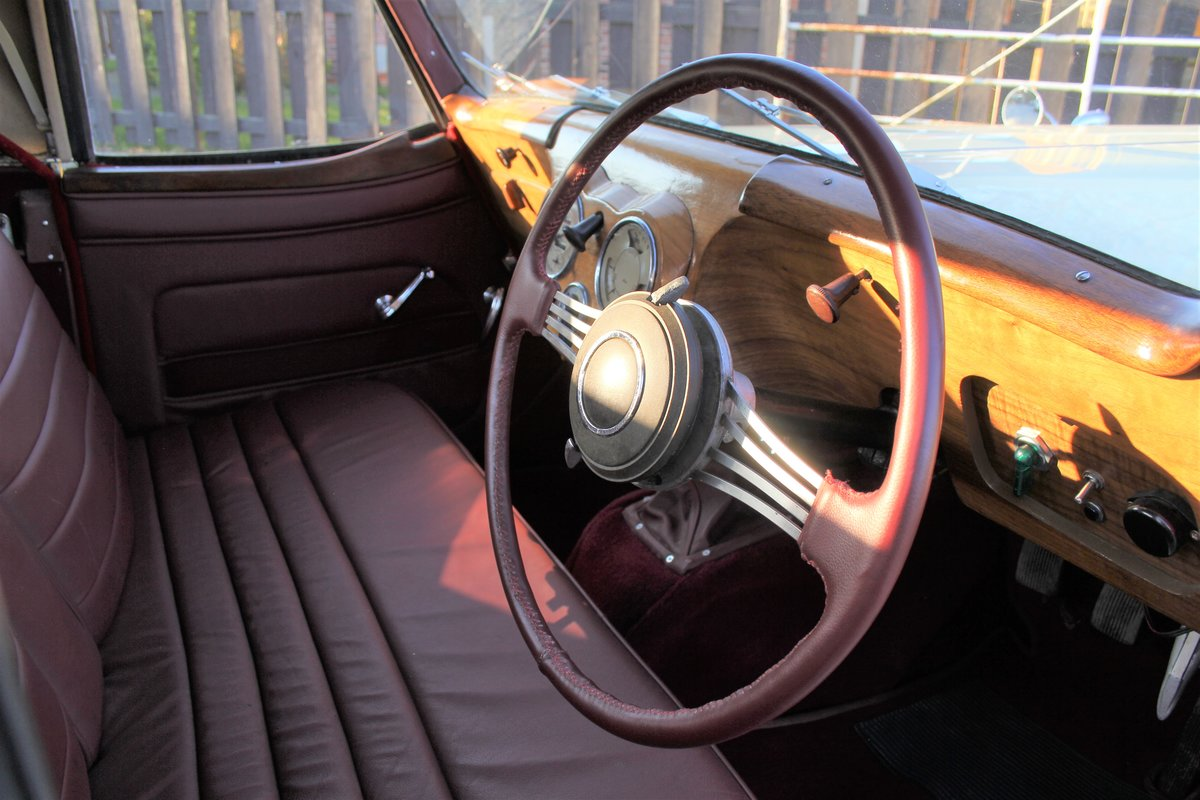 1948 Triumph Roadster, 2.0 Engine, 4 Speed, 16k Spent For Sale (picture 7 of 16)