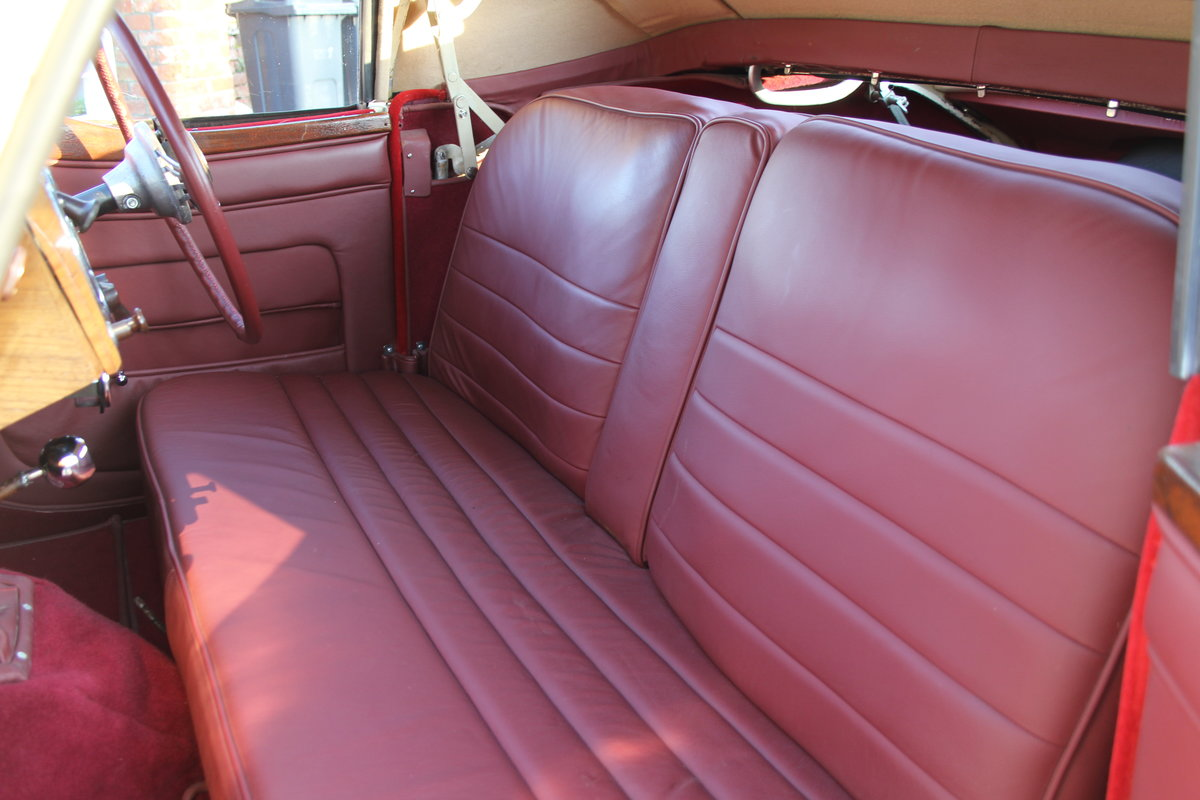 1948 Triumph Roadster, 2.0 Engine, 4 Speed, 16k Spent For Sale (picture 12 of 16)
