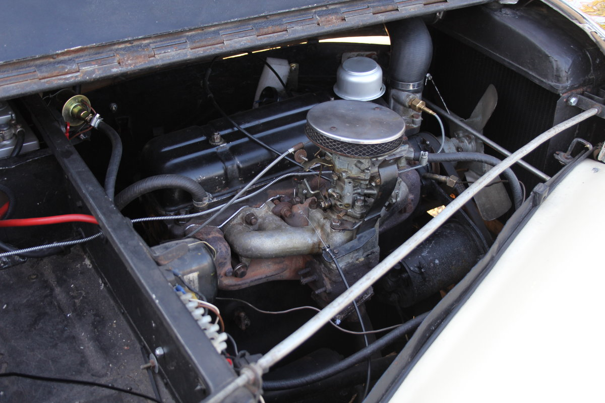 1948 Triumph Roadster, 2.0 Engine, 4 Speed, 16k Spent For Sale (picture 13 of 16)
