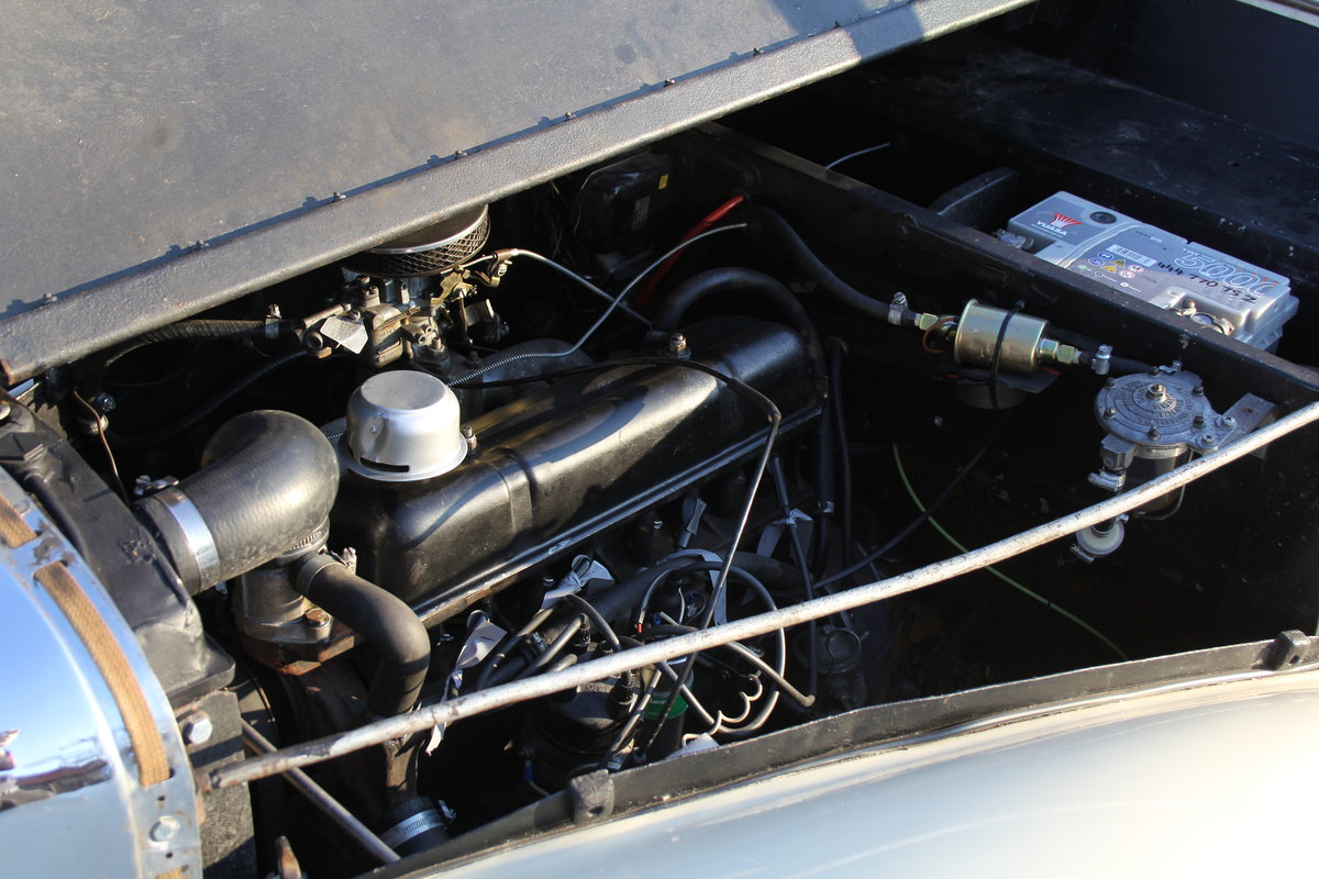 1948 Triumph Roadster, 2.0 Engine, 4 Speed, 16k Spent For Sale (picture 15 of 16)