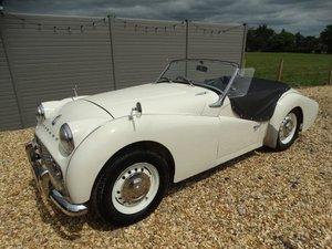 1959 Triumph TR3A MANUAL For Sale