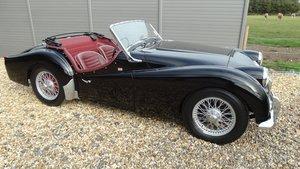 1961 Triumph TR3A MANUAL For Sale