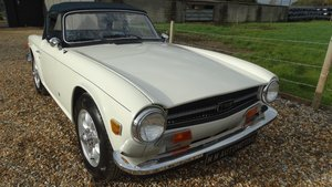 Triumph TR6 MANUAL WITH OVERDRIVE