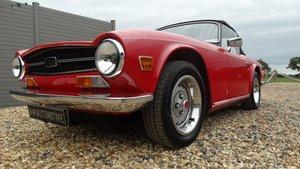 1973 Triumph TR6 OVERDRIVE For Sale