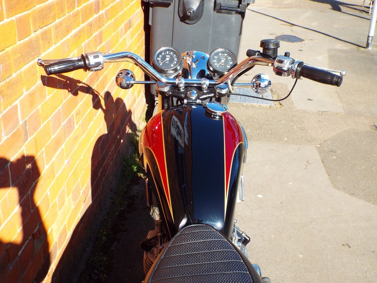1973 Triumph Trident T150v For Sale (picture 5 of 6)