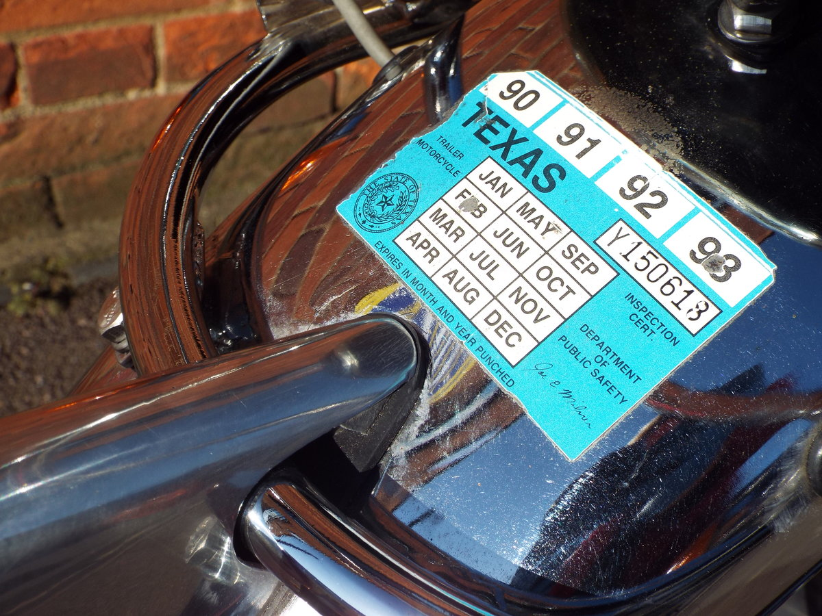 1973 Triumph Trident T150v For Sale (picture 6 of 6)