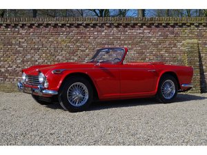 Triumph TR4 IRS Roadster Superb original condition, longterm