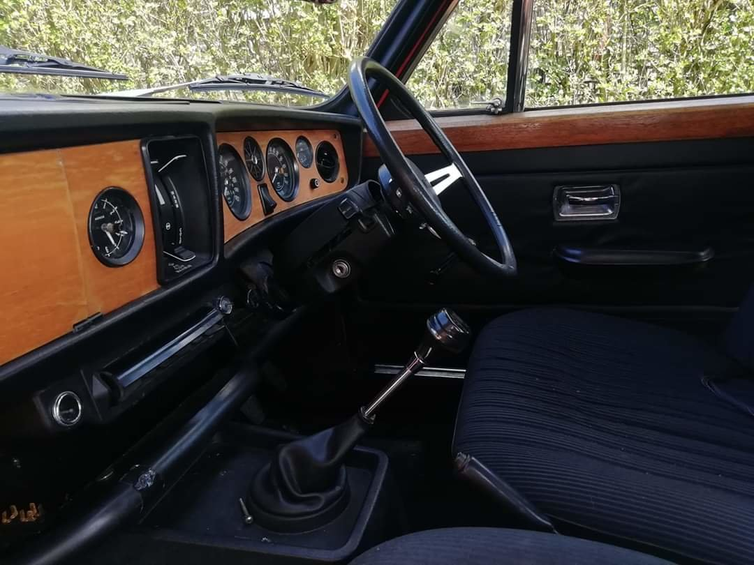 1972 Triumph Dolomite 1850 with overdrive. For Sale (picture 6 of 6)
