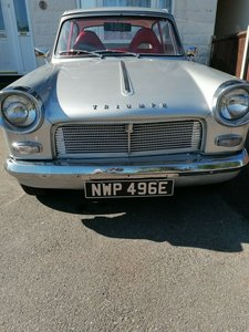 1967 TRIUMPH HERALD 1200  For Sale