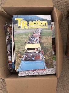 Triumph tr action