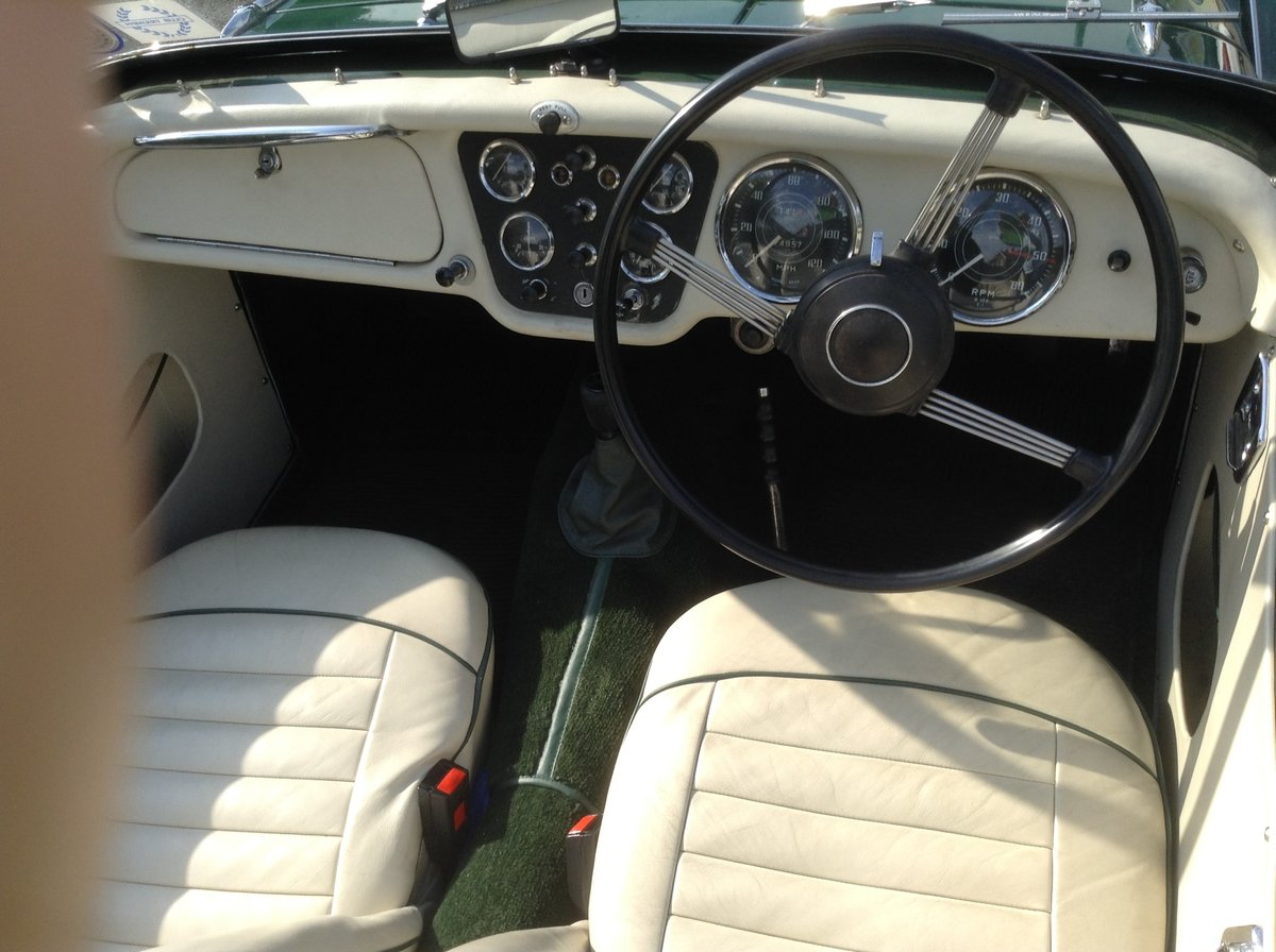 1959 Triumph TR3A For Sale (picture 5 of 6)