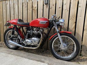 Picture of 1979 TRIUMPH T140 750 BONNEVILLE CAFE RACER £8,995 ONO THRUXTON  For Sale