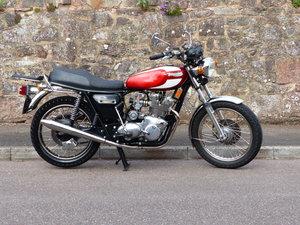 1975 Stunning Triumph T160